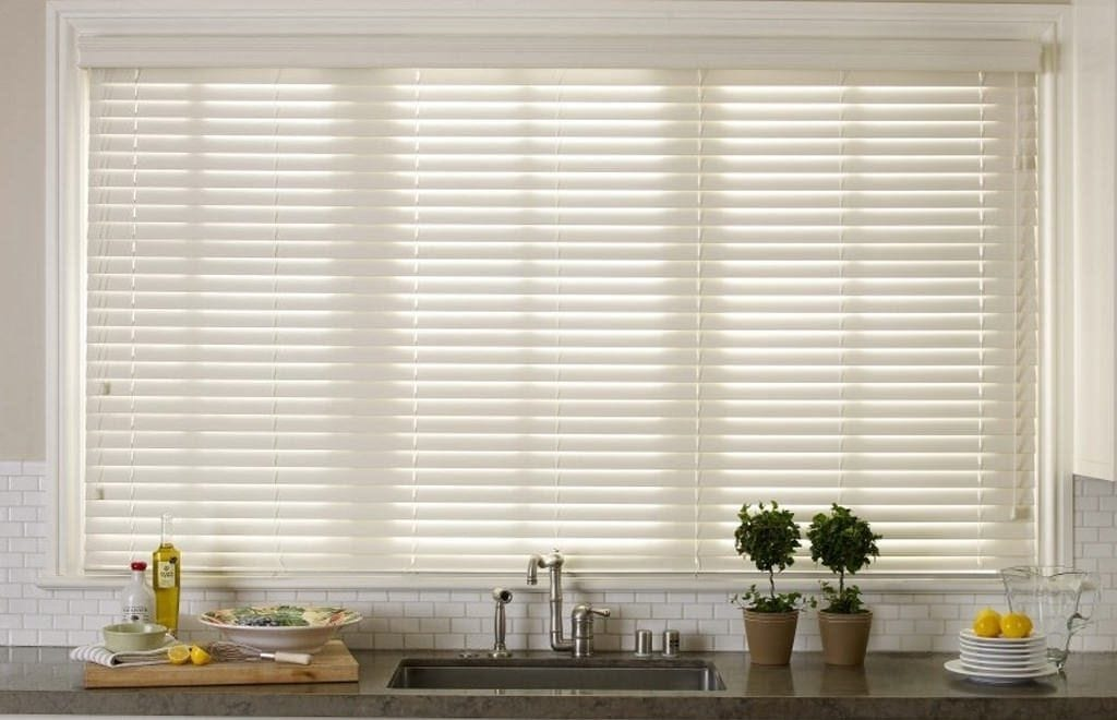 Plaswood Venetian Blinds