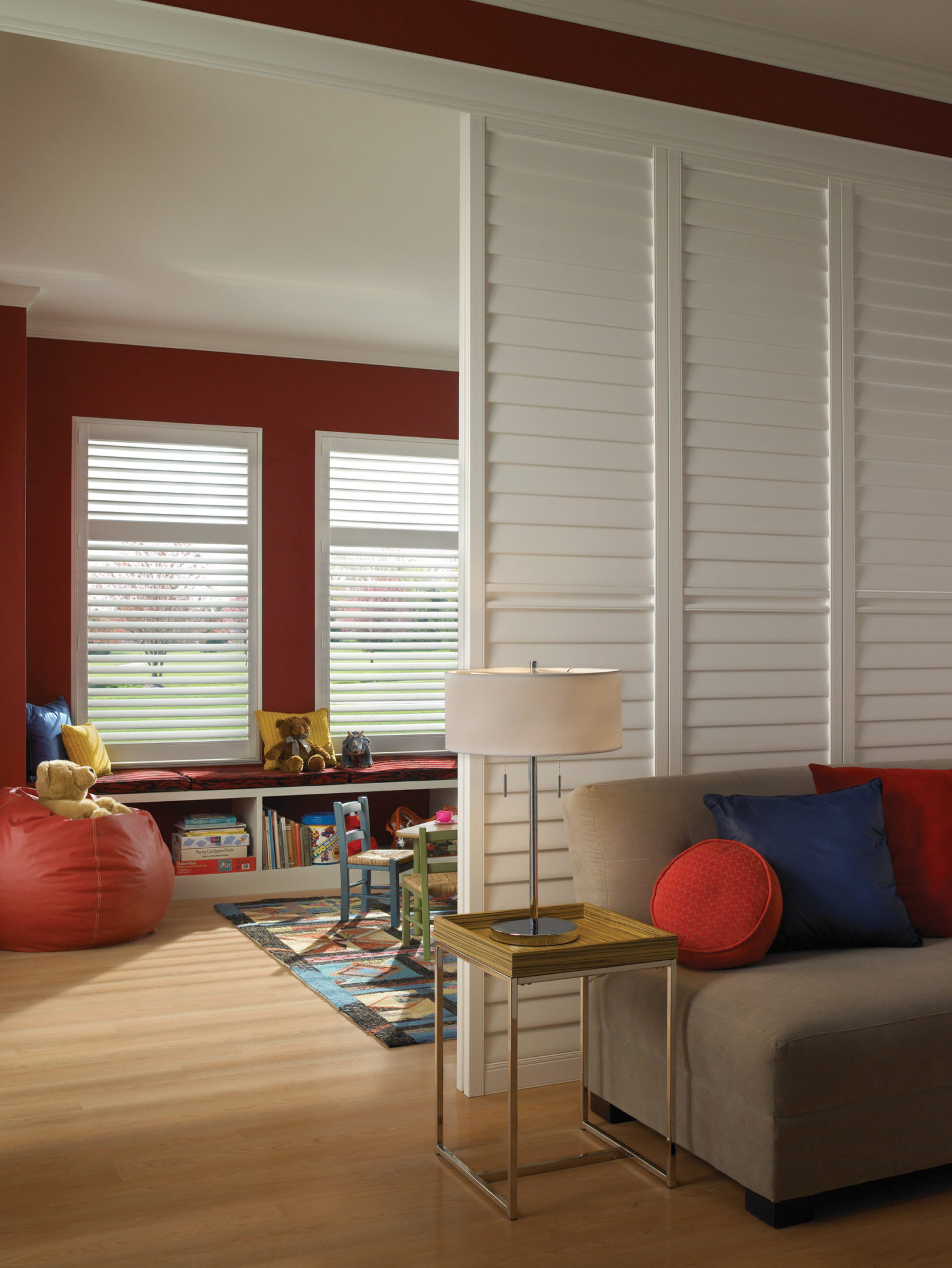 Eclipse Shutters Playroom 2